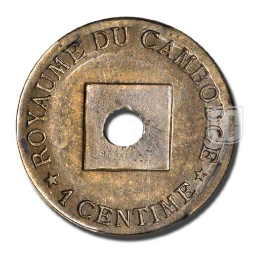 Centime | KM Tn 1 | O