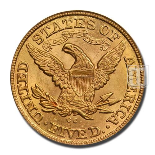 Half Eagle | KM 101 | R