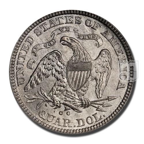Quarter Dollar | KM 106 | R