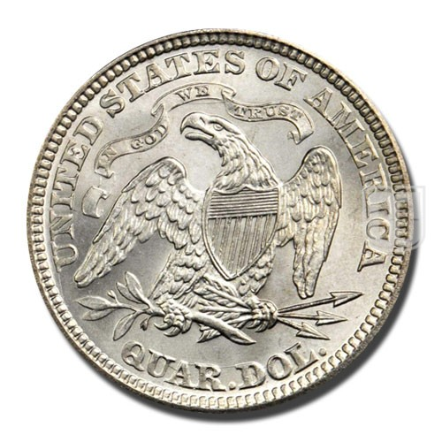 Quarter Dollar | KM 106 | R