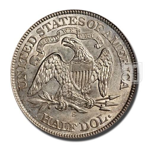Half Dollar | KM 107 | R