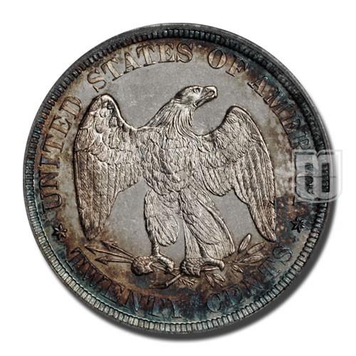 Twenty Cents | KM 109 | R