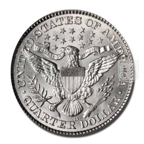 Quarter Dollar | KM 114 | R