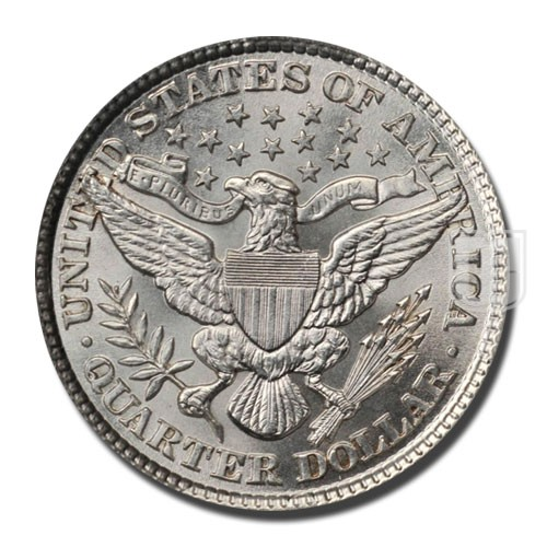 Quarter Dollar   KM 114   R