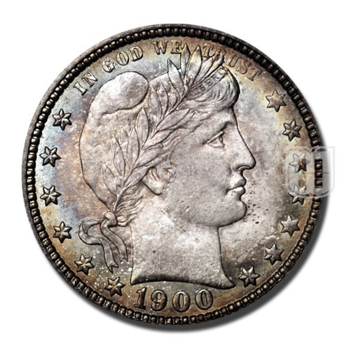 Quarter Dollar | KM 114 | O