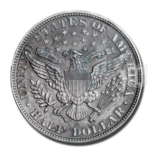 Half Dollar | KM 116 | R