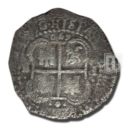 8 Reales | KM 21 | R