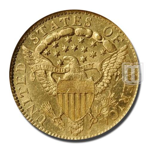 Quarter Eagle | KM 27 | R