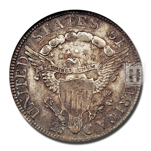 Quarter Dollar | KM 36 | R