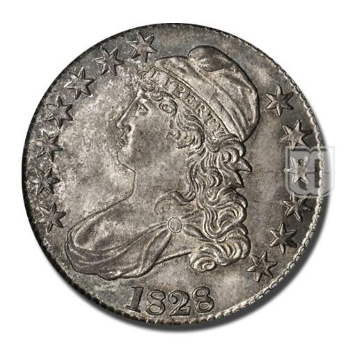 Half Dollar | KM 37 | O