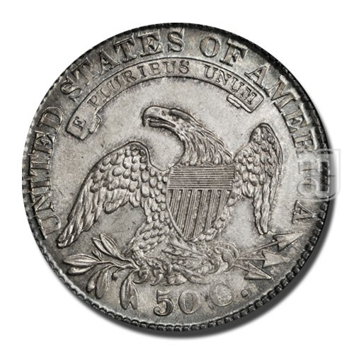 Half Dollar | KM 37 | R