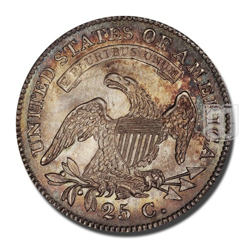 Quarter Dollar | KM 44 | R