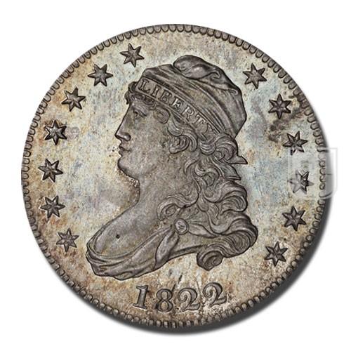 Quarter Dollar | KM 44 | O