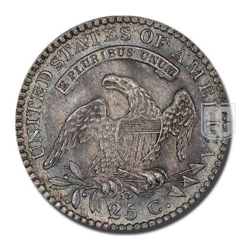 Quarter Dollar | KM 44 | R