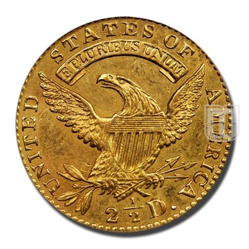 Quarter Eagle | KM 46 | R
