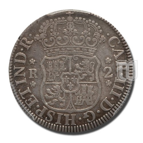 2 Reales | KM 48 | R