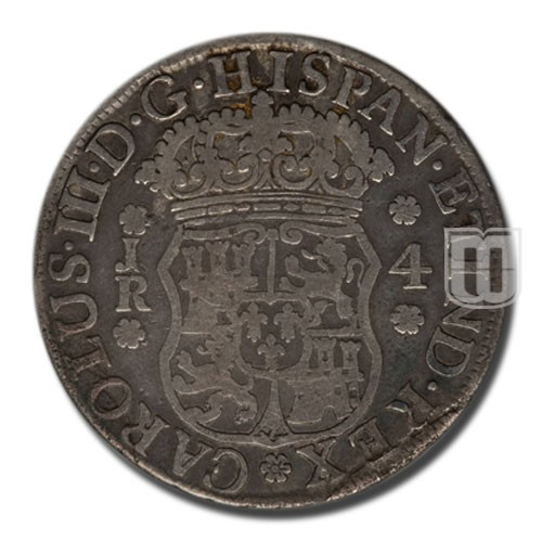 4 Reales | KM 49 | R