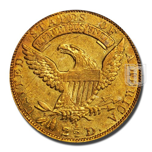 Quarter Eagle | KM 49 | R