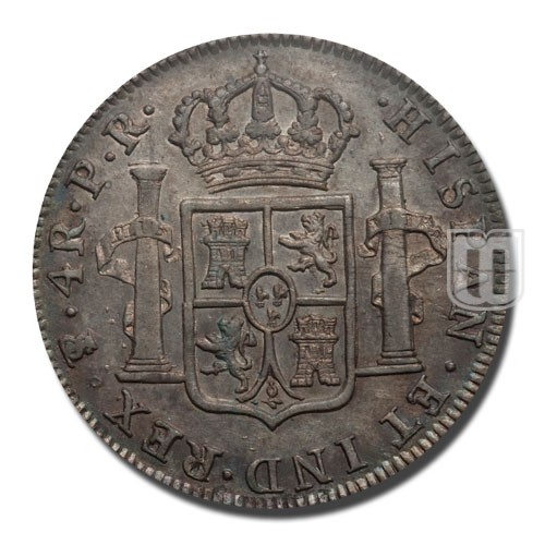 4 Reales | KM 54 | R