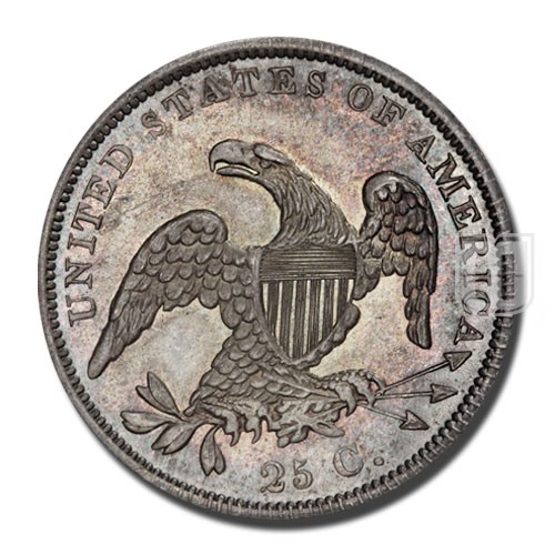 Quarter Dollar | KM 55 | R