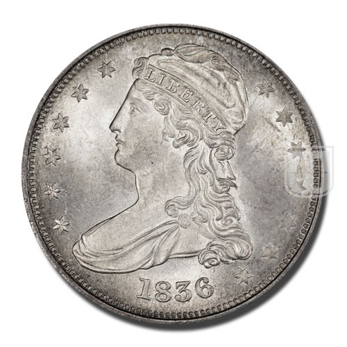 Half Dollar | KM 58 | O