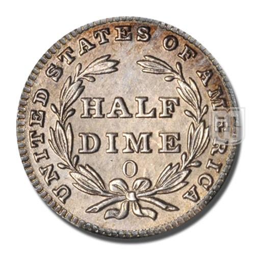 Half Dime | KM 60 | R