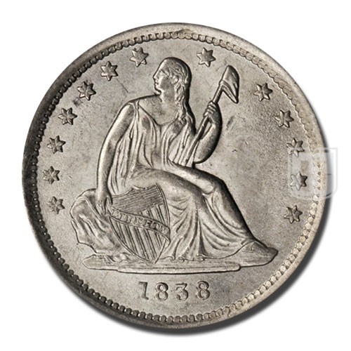Quarter Dollar | KM 64.1 | O