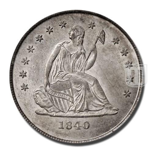Quarter Dollar | KM 64.1 | O