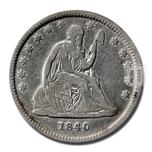Quarter Dollar | KM 64.2 | O