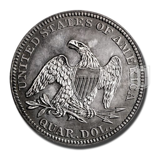 Quarter Dollar | KM 64.2 | R