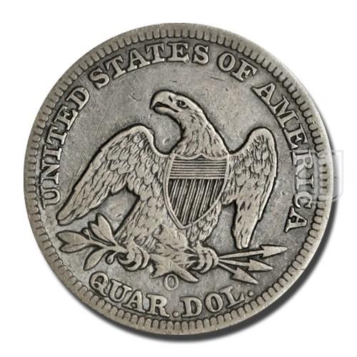 Quarter Dollar | KM 64.2 | R