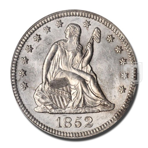 Quarter Dollar   KM 64.2   O