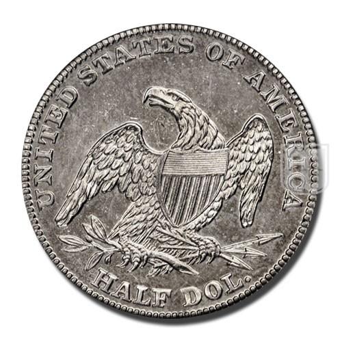 Half Dollar | KM 65 | R
