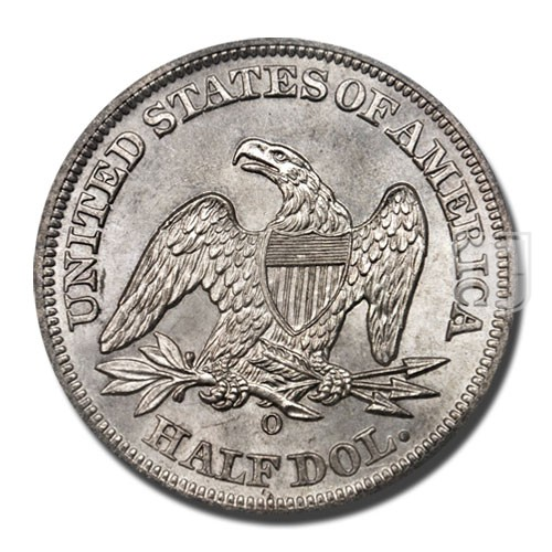 Half Dollar | KM 68 | R