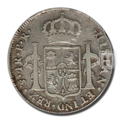 4 Reales | KM 72 | R