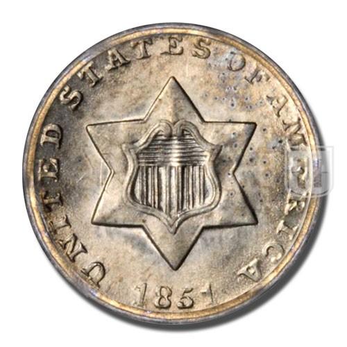 3 Cents | KM 75 | O