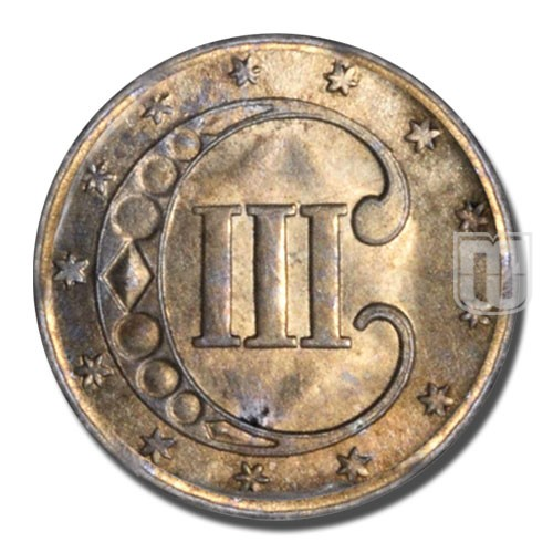 3 Cents | KM 75 | R