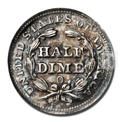 Half Dime | KM 76 | R