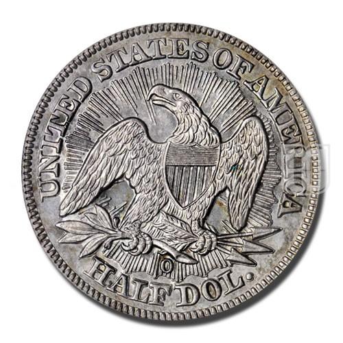 Half Dollar | KM 79 | R