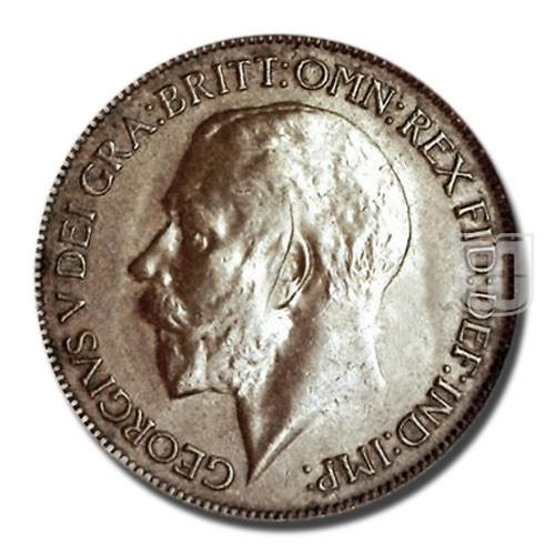 Half Penny | KM 809 | O