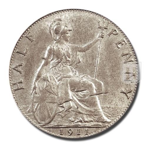 Half Penny | KM 809 | R