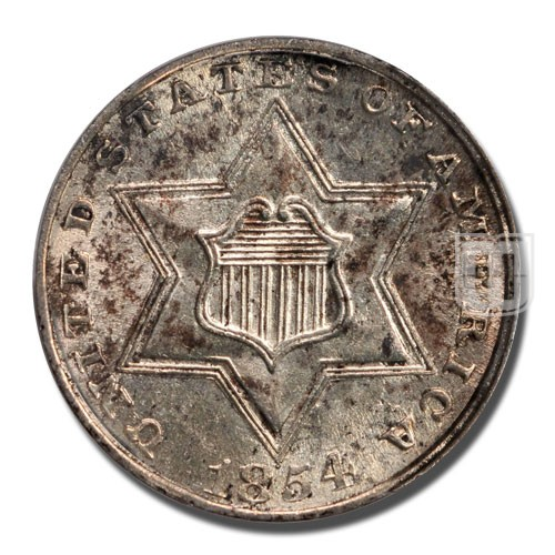 3 Cents | KM 80 | O