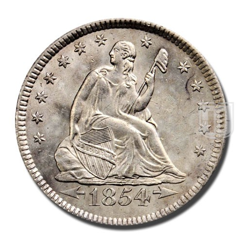 Quarter Dollar   KM 81   O