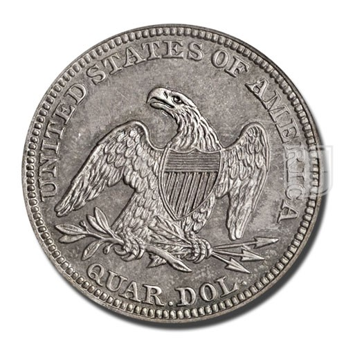 Quarter Dollar | KM 81 | R
