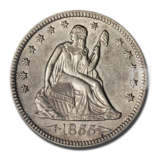 Quarter Dollar | KM 81 | O