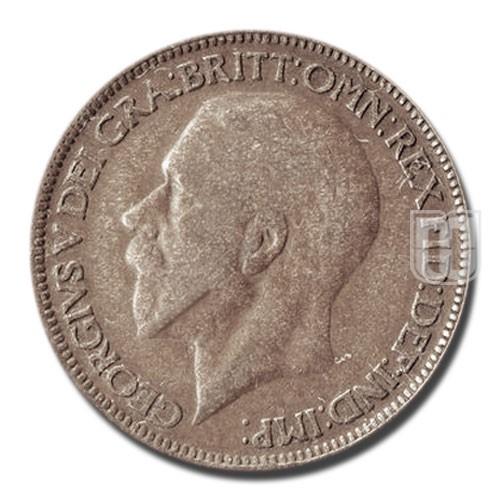 Half Penny | KM 824 | O