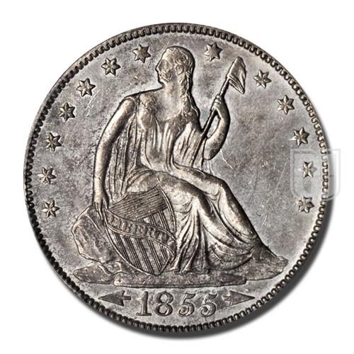 Half Dollar | KM 82 | O