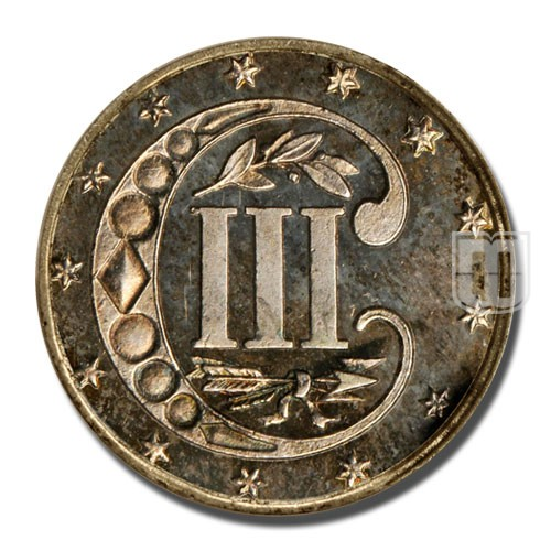 3 Cents | KM 88 | R