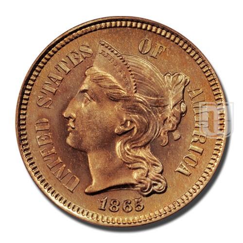3 Cents | KM 95 | O