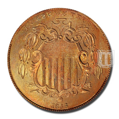 5 Cents | KM 96 | O